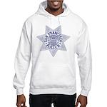 San Francisco Police Hooded Sweatshirt