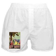 Key West Florida Boxer Shorts