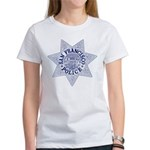 San Francisco Police Women's T-Shirt