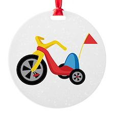 Big Wheel Ornament