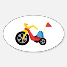 Big Wheel Decal