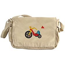 Big Wheel Messenger Bag