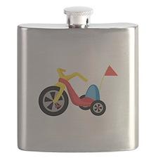 Big Wheel Flask