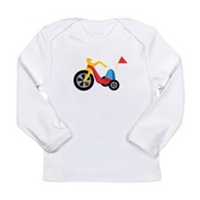 Big Wheel Long Sleeve T-Shirt