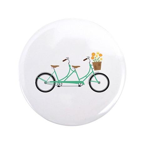 "Tandem Bike 3.5"" Button"