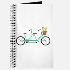 Tandem Bike Journal