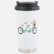 Tandem Bike Travel Mug