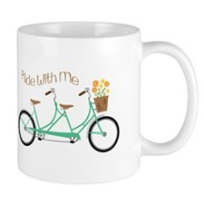 Ride With Me Mugs