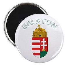 "Balaton, Hungary Coat of Arms 2.25"" Magnet (10 pac"