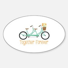 Together Forever Decal