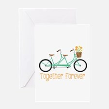Together Forever Greeting Cards