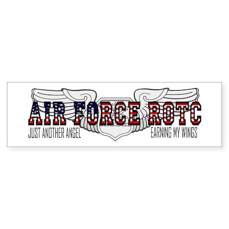 ROTC Navigator Wings Bumper Sticker