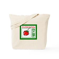 Strawberry Fields Forever/John Lennon Tote Bag