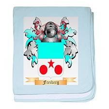 Freiberg baby blanket