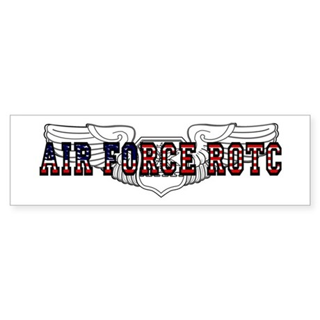 ROTC Navigator Wings Bumper Sticker