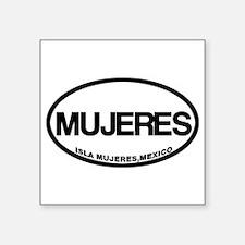 Isla Mujeres, Mexico Sticker