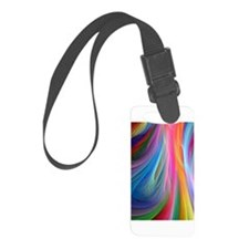 Colors Small Luggage Tag