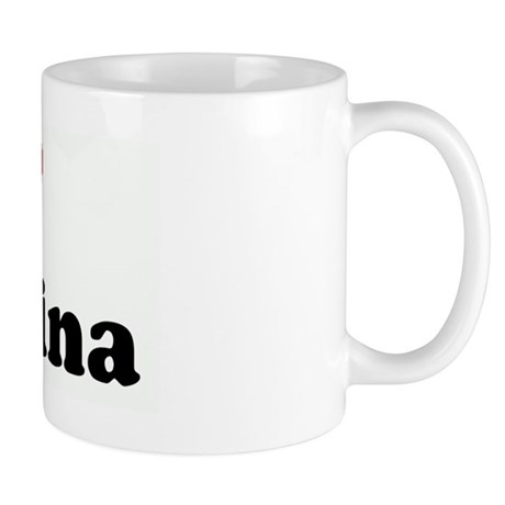 I Love Katarina Mug