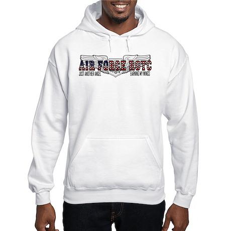 ROTC Officer Aircrew Hooded Sweatshirt