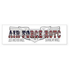 ROTC Officer Aircrew Bumper Bumper Sticker