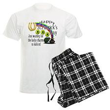 St. Patrick's Day Lucky Charm Pajamas