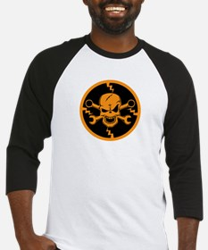 Skull & Wrenches Baseball Jersey