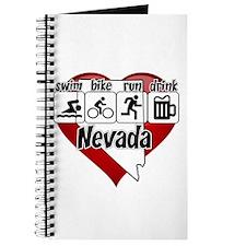Nevada Swim Bike Run Drink Journal