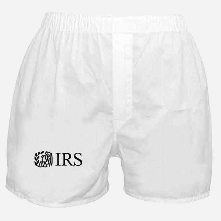 IRS (Logo) Boxer Shorts