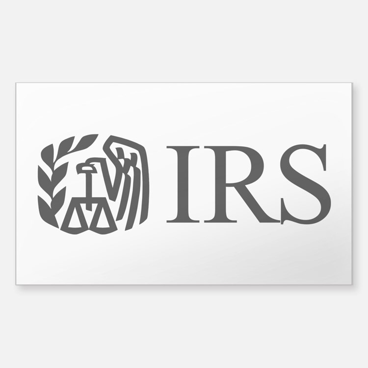 IRS (Logo) Decal