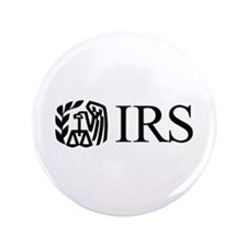 "IRS (Logo) 3.5"" Button"