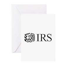 IRS (Logo) Greeting Cards