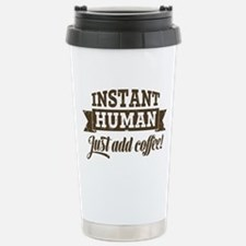 Instant Human Stainless Steel Travel Mug
