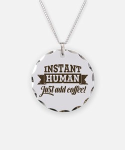 Instant Human Necklace