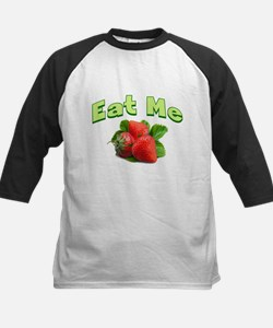 Eat Me-Strawberry Baseball Jersey