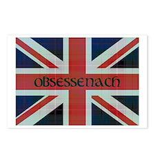 Obsessenach - Basic Desig Postcards (Package of 8)