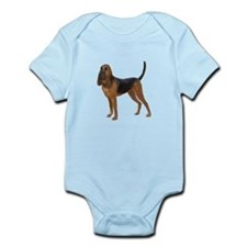 Bloodhound (stand) Infant Bodysuit