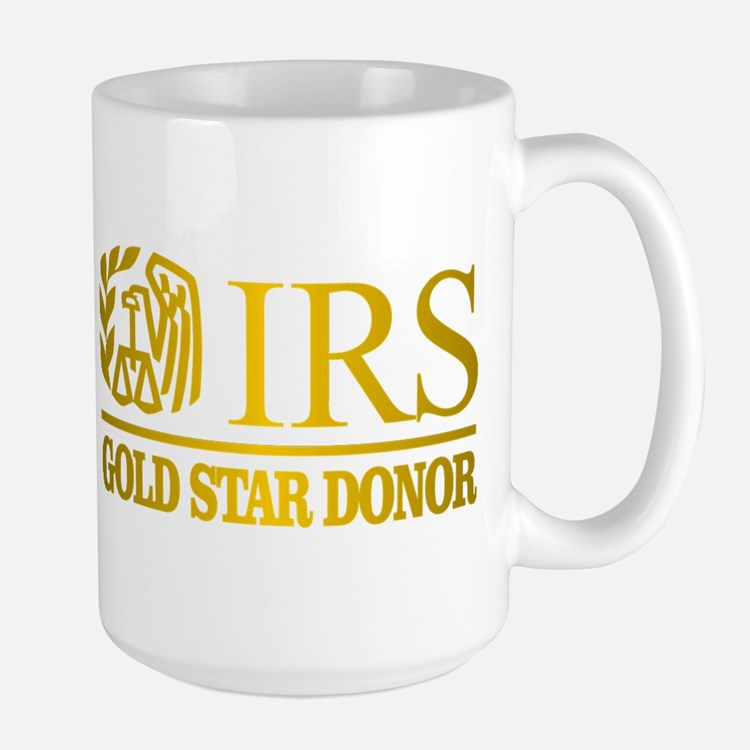 IRS (Gold Star Donor) Mugs