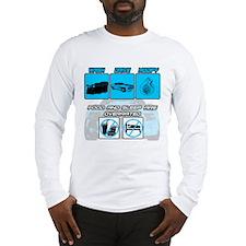 Muscle Car Life Long Sleeve T-Shirt