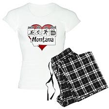 Montana Swim Bike Run Drink Pajamas