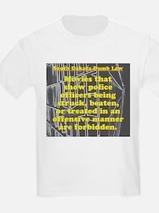 South Dakota Dumb Law 002 T-Shirt