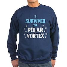 I survived the polar vortex - Sweatshirt