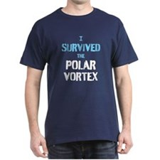 I Survived The Polar Vortex - Ns T-Shirt