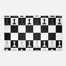 Chessboard 3'X5' Area 3'X5' Area Rug