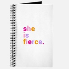She if Fierce Colors Journal
