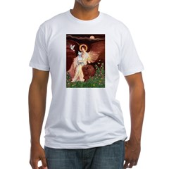 SeatedAngel-BullTerrier (P) Shirt