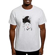 3-Geisha.psd T-Shirt