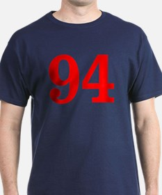 RED #94 T-Shirt