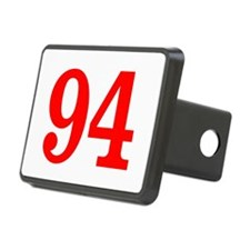 RED #94 Hitch Cover