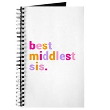 best middlest sis. Journal