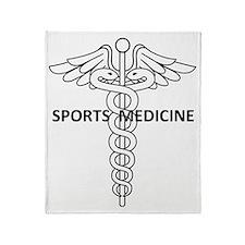 Sports Medicine Throw Blanket